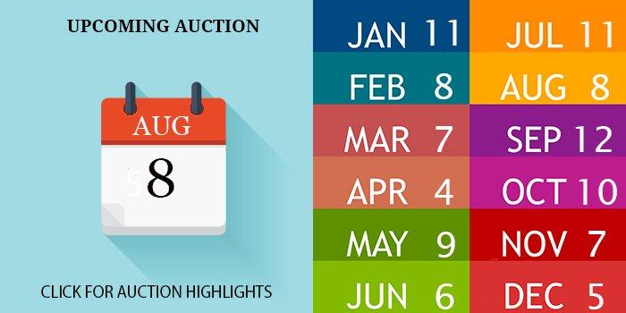 2020 AUCTION DATES