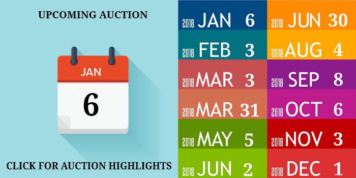 JAN AUCTION DATE
