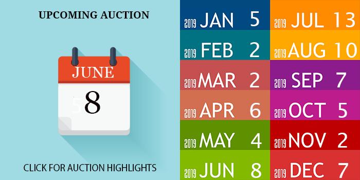 JUNE 2019 AUCTION DATE