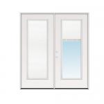 blinded-exterior-fiberglass-steel-patio-doors