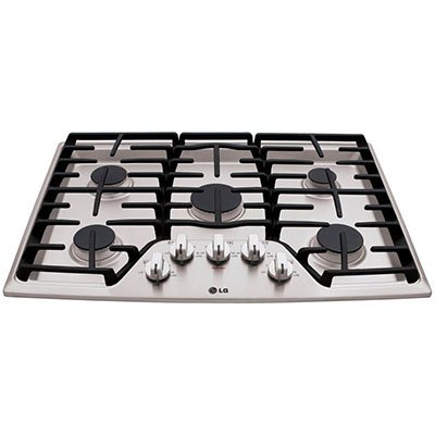 LG LCG3011ST GAS COOKTOP