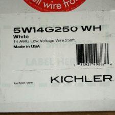 Kichler-5W14G250WH-White-14-Gauge-Low-Voltage-Wire-250-Feet-322480236510