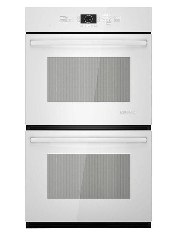 jenn air microwave. jenn-air-30-white-double-electric-wall-oven- jenn air microwave