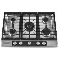 KitchenAid-30-5-Burner-Gas-Cooktop-Stainless-Steel-Architect-Series-II-KFGU706V-322448201771