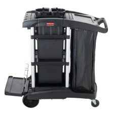 Rubbermaid-1861428-Executive-Janitor-Cleaning-Cart-Bins-High-Capacity-222358832312