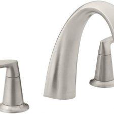 Kohler-K-T45115-4-BN-Alteo-Brushed-Nickel-Bath-Faucet-Trim-Valve-Not-Included-322124125733