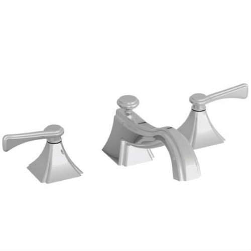 NEWPORT BRASS 2530/26 KIARA Widespread Bathroom Faucet Chrome Finish