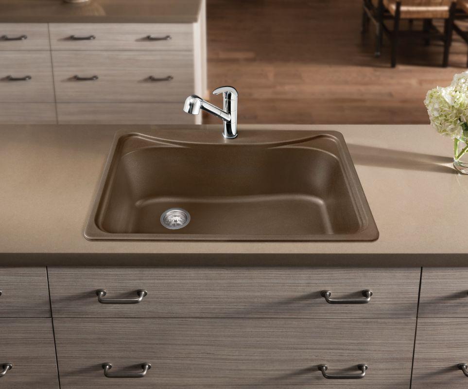blanco sp le silgranit blanco metra 6 s sink w 100 d 50. Black Bedroom Furniture Sets. Home Design Ideas