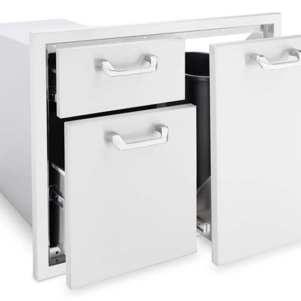Lynx-LTA30-30-Inch-Trash-Center-and-Double-Drawers-Stainless-Steel-222565541407