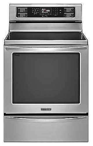 KitchenAid-KERS306BSS-30-Stainless-Electric-Smoothtop-Even-Heat-Range-322365138288