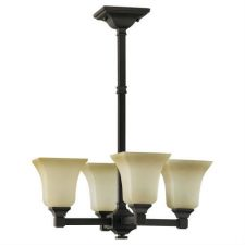 Murray-Feiss-F22124ORB-American-Foursquare-Oil-Rubbed-Bronze-Chandelier-222495895409